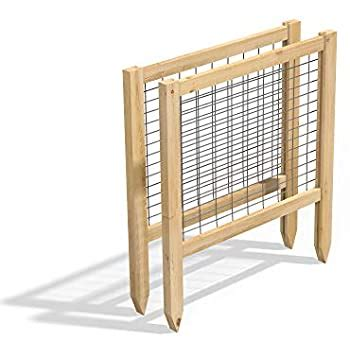 Amazon Com  Greenes Fence 2 Critter Guard Cedar Garden .