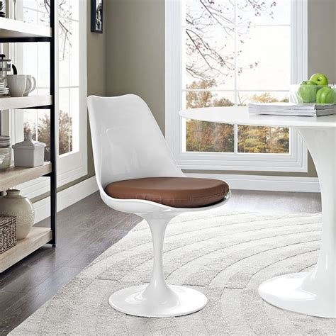 Amazon Com - Modway Lippa Modern Dining Side Chair With .