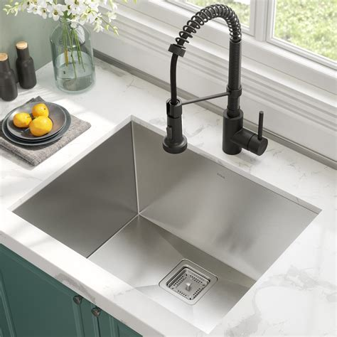 Amazon Com 24 Inch Stainless Steel Sink.