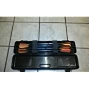 Amazon Com Customer Reviews Mtm Jag And Brush Case Clear .