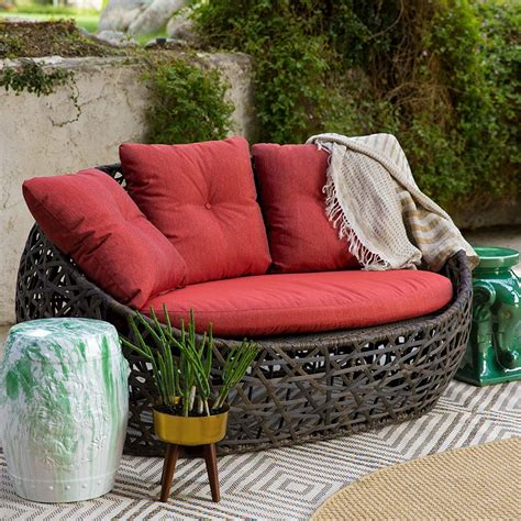 Amazon Com Outdoor Recliner Cushions.