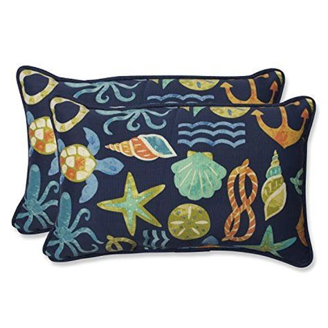 Amazon Com Pillow Perfect Bali Rectangular Throw Pillow .
