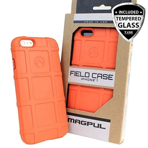 Amazon Com Tjs Iphone 7 Case Iphone 8 Case Tempered .