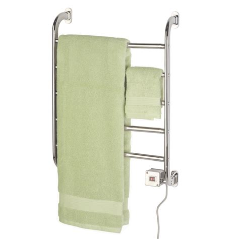 Amazon Com Warmrails Hsrc Regent Wall Mounted Towel .