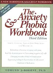 [click]amazon Com Anxiety Workbook.