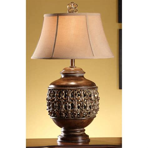 Amazon Com Crestview Table Lamp.