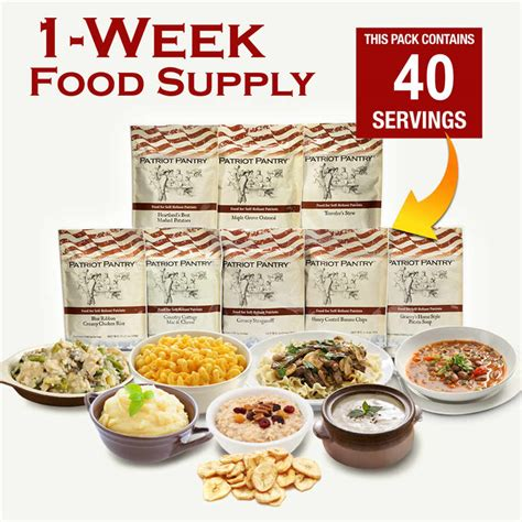 Amazon Com Food 4 Patriots.