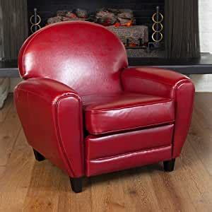 Amazon Com Leather Club Chair.