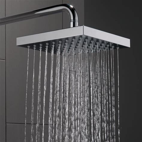 Amazon Com Rain Shower Head And Faucet Set.