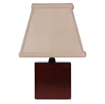 Amazon Com Rectangular Table Lamps.