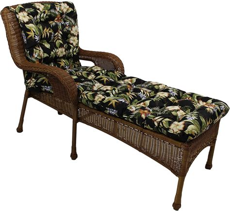 Amazon Com Tufted Chaise.