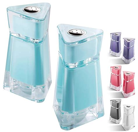 Amazon Com Turquoise Salt And Pepper Shakers.