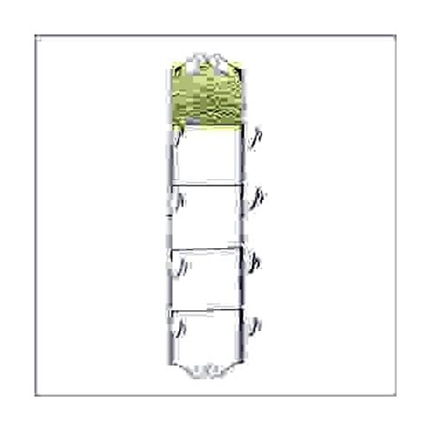 Amazon Com Vertical Towel Rack.