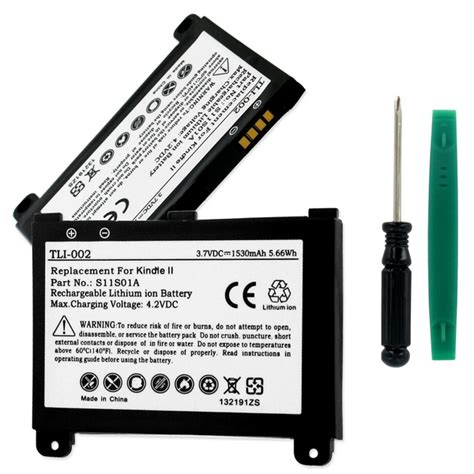 Amazon Kindle 2 Battery Replacement