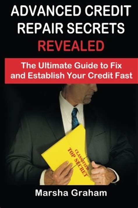 Amazon.com: Advanced Credit Repair Secrets Revealed.