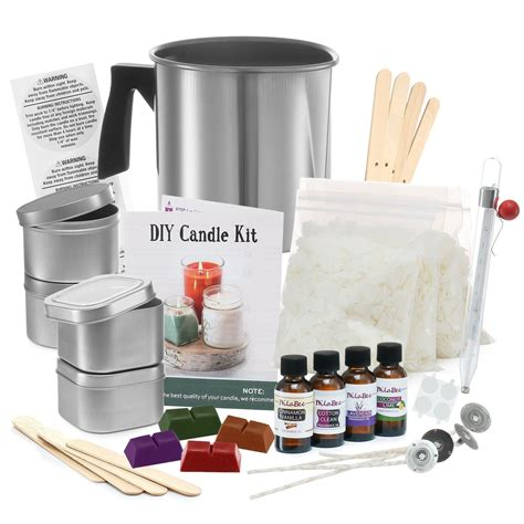 Amazon.com: Complete Diy Candle Making Kit Supplies - Create.