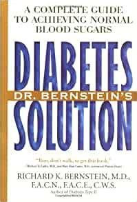 Amazon.com: Customer Reviews: Dr. Bernsteins Diabetes Solution.