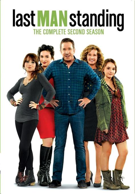 Amazon.com: Last Man Standing Season 1: Nancy Travis, Kaitlyn.