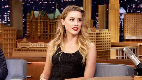 Amber Heard NBC