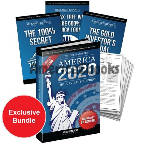 America 2020 - Survival Blueprint.