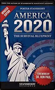 [click]america 2020 The Survival Blueprint Amazon Com Books.