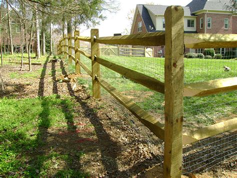 American Fence And Supply - Split Rail Fence Ornamental .
