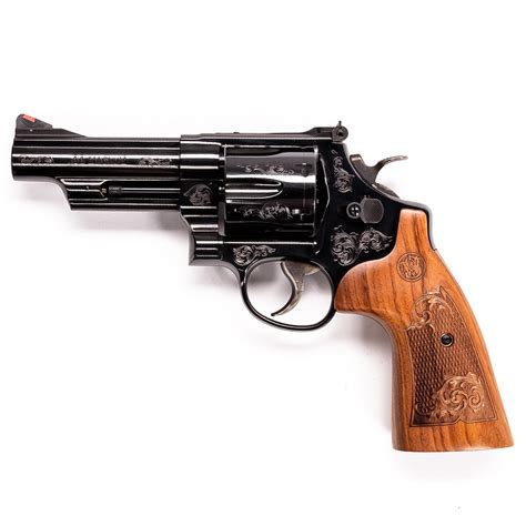 American Rifleman  Smith And Wesson Model 29.