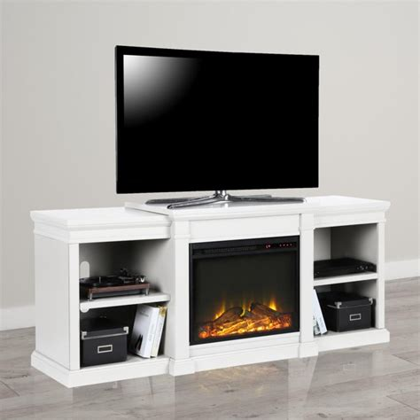 Ameriwood Home Manchester Electric Fireplace Tv Stand For .