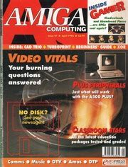 Amiga Computing Issue 047 1992 Apr - Amigaland Com.