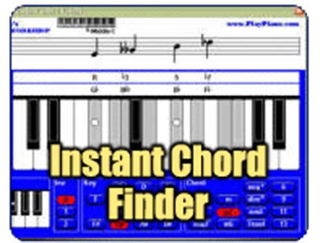 An Instant Piano Chord Finder Has Been Introduced By Duane.