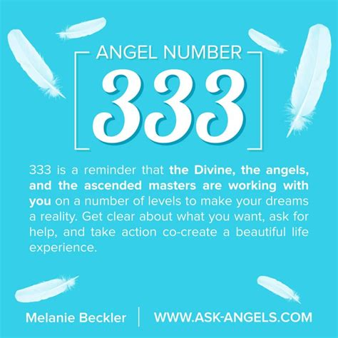 Angel Number 333: What Does It Mean? Astroligion.com.