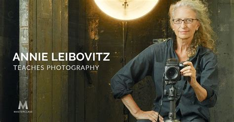[click]annie Leibovitz Teaches Photography  Masterclass .