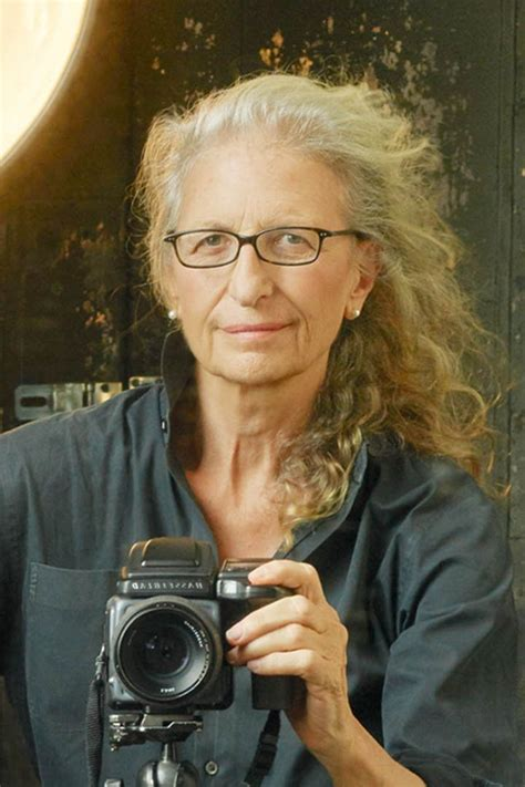Annie Leibovitz Teaches Photography Masterclass Portraits, At.