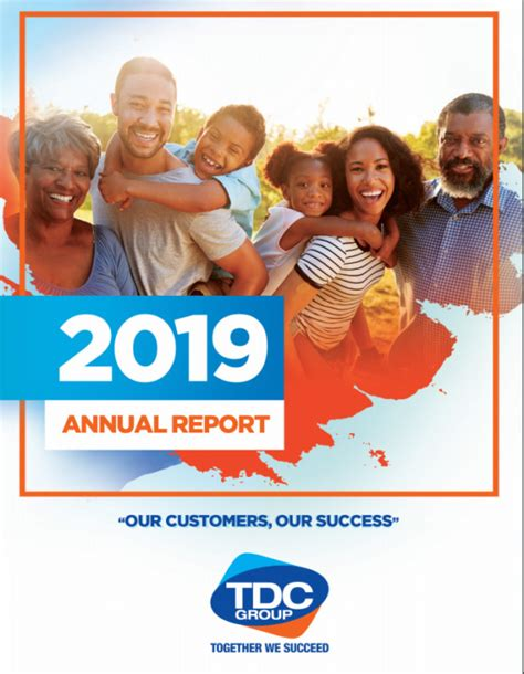 Annual Report 2018 - Tdc Group.