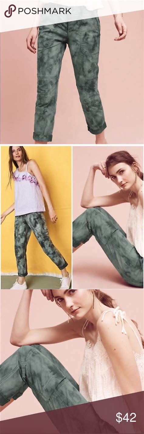 423610324044 Cheap Price Anthropologie Hei Hei The Wanderer Cargo Pants Anthropologie