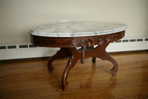 Antique Marble Coffee Tables