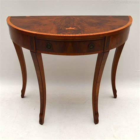 Antique Wood End Table