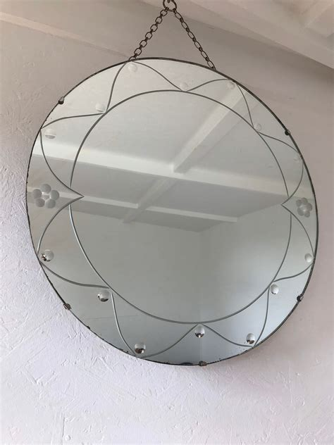Antique Etched Mirror Mirrors  Bizrate.