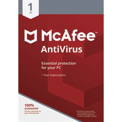 [click]antivirus Software Internet Security Spyware - Mcafee.