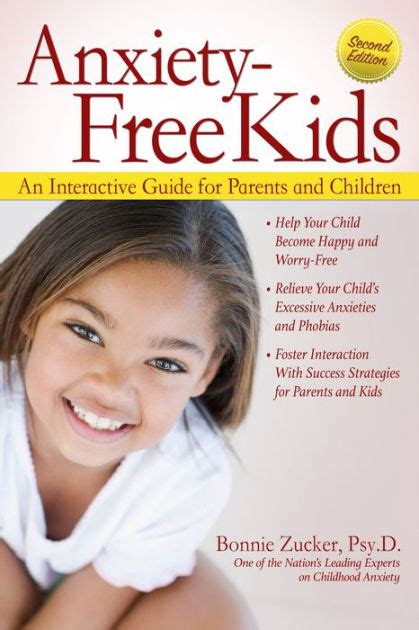 [pdf] Anxiety Free Kids An Interactive Guide For Parents And .