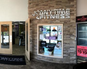 Anytime Fitness - Gym In Middletown, Ri 02842.