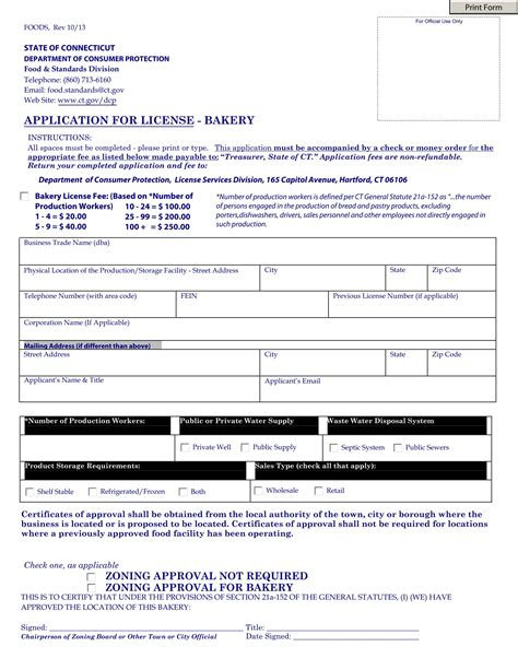 [pdf] Application Form For Cleaning Business Licence And .