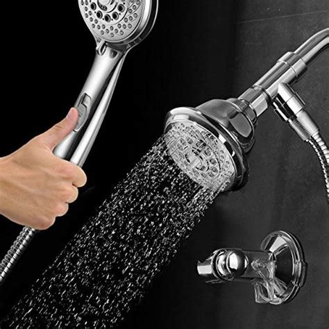 Aquacare By Hotelspa 36-Setting Shower-Head  Handheld .
