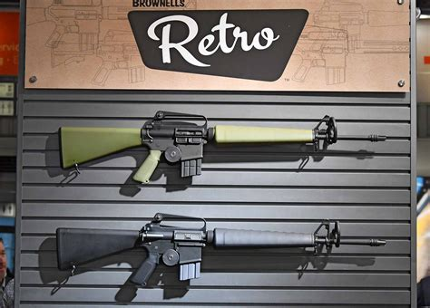 Ar 15 Acc At Brownells.