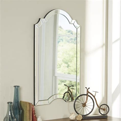 Arch  Crowned Top Mirrors You Ll Love  Wayfair.