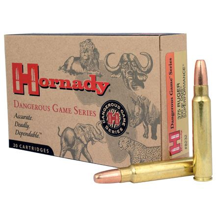 Are Hornady Ruger 375 Bullets Full Metal Jacket  Hunting.