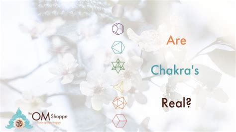 Are The Chakras Real? - The Om Shoppe.