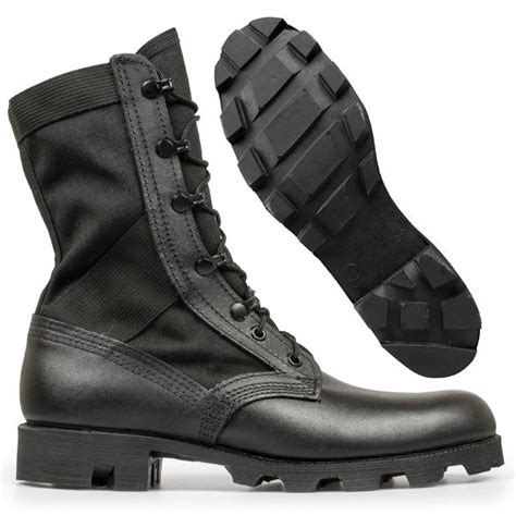 Are Military Boots Suitable And Comfortable For Hiking? - Quora.