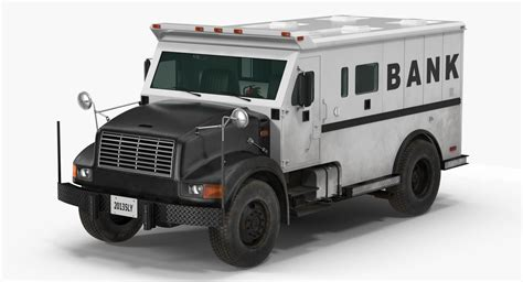 Armored Car Bank