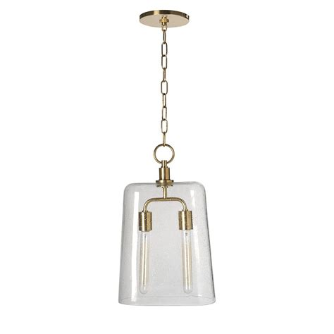 Arundel Ceiling Mounted Large Pendant With Glass Shade .